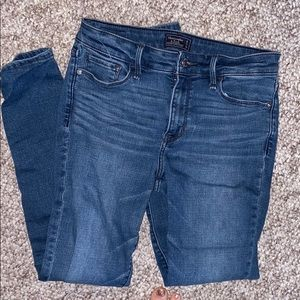 Harper 4s Abercrombie & Fitch jeans